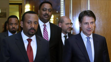 Photo of Italy To Build Ethiopia, Eritrea Railway Link