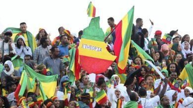 Photo of Ethiopia apologises after Dubai marathon fans 'erase Eritrea' from map