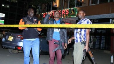 Photo of Kenyan police urges vigilance in wake of terror attacks