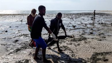 Photo of Death toll reaches 43 after migrant boats sink off Djibouti