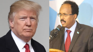 Photo of Has anyone told President Trump about Somalia?