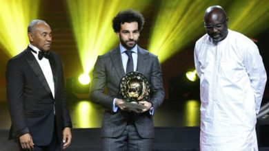 Photo of Egypt and Liverpool's Mohamed Salah retains African Footballer of the Year award