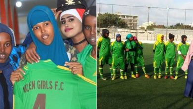 Photo of Somalia Women football boss flees country after unearthing graft in local football association
