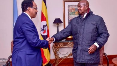 Photo of President Museveni holds bilateral talks with DR Congo, Somali and Kenya leaders in Addis Ababa