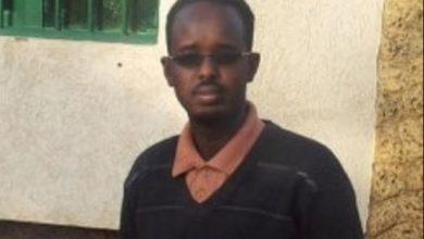 Photo of Once a Turkey scholarships student, Abdirahman Ahmed Hassan now minister in Ethiopia