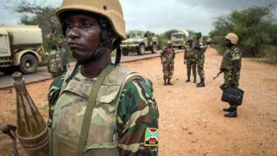 Photo of Burundi's case against pullout of its troops in Somalia