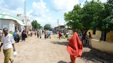Photo of Al-Shabaab fighters raid Qoryooley town in Lower Shabelle region
