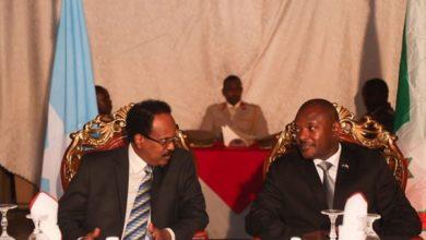 Photo of Burundi, Somali presidents discuss security amidst AMISOM withdrawal plan