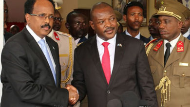 Photo of Burundi calls for urgent summit over Amisom troops pullout