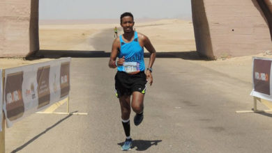 Photo of How Running Helped This Somali Refugee Find a Home in His New Country