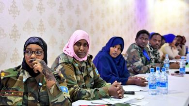 Photo of AMISOM Launches Training Programme On Human Rights For Somali Security Forces