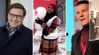Photo of Parliament candidates aim to shatter Finland's minority glass ceiling