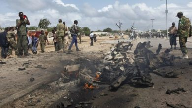 Photo of Suicide car bomb explosion in Somalia leaves casualties: police