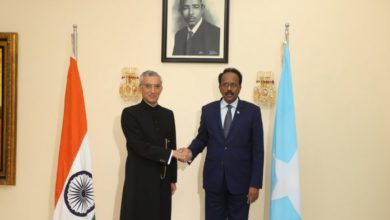 Photo of Somali President Receives Credentials Of New Ambassadors