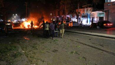 Photo of Police say 25 killed in Mogadishu blast; al-Shabab claims attack
