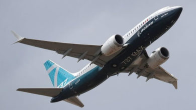 Photo of Boeing's stock takes a hit as more Max 8 planes are grounded