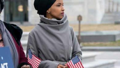 Photo of Ilhan Omar's words sting at home, threatening to strain ties of Jewish and Somali Minnesotans