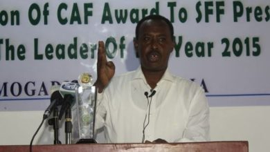 Photo of Somali FA insists Abdiqani Said is in Zurich for FIFA meetings, not women's investigation