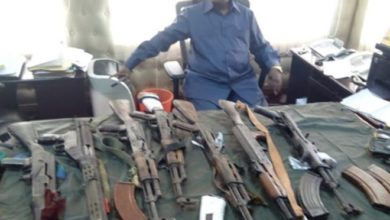 Photo of Four arrested in Mandera over gun-running