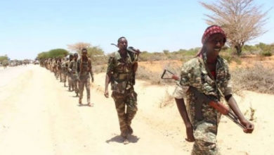 Photo of Somali government troops vacate some bases in row over salaries