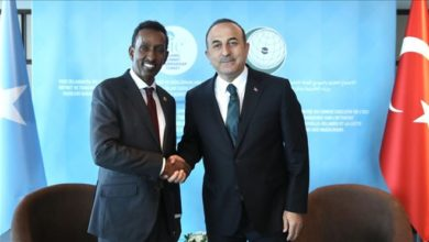 Photo of Turkish, Somali foreign ministers meet in Istanbul