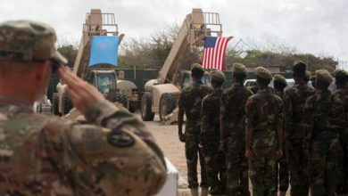 Photo of US helps Somali commando force grow from battalion to brigade