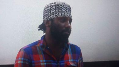 Photo of Former Harambee Stars midfielder Jamal Mohammed sent to jail