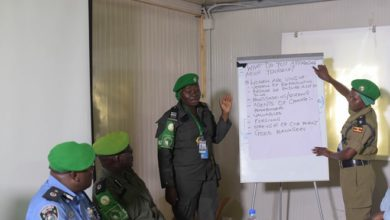 Photo of AMISOM Police to assist Somali police officers in handling of Sexual Offences