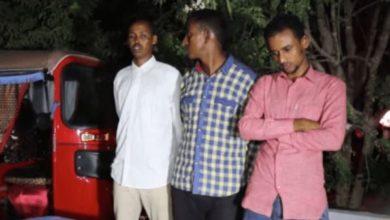 Photo of Somali forces arrest three al-Shabab militants