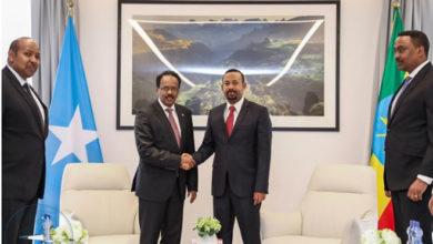 Photo of Somalia, Ethiopia discuss regional security