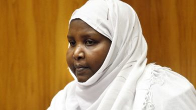 Photo of New Zealand plane hijacker Asha Abdille wants to go home to Somalia