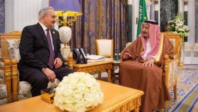 Photo of Saudis 'gave Libya's Haftar millions of dollars before offensive'