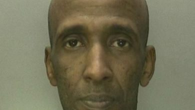 Photo of First picture of TNT worker jailed for life for brutal murder of colleague in Birmingham street