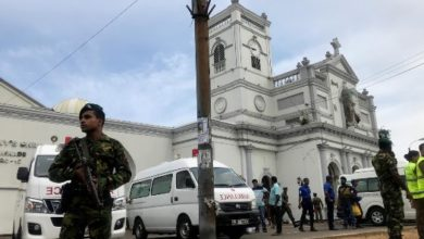 Photo of Explosions hit two Sri Lankan churches, two hotels at Easter: police