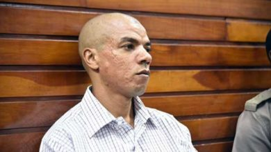 Photo of Kenyan court finds Briton guilty of possession of bomb materials