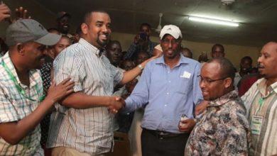 Photo of Jubilee's Ahmed Kolosh wins Wajir West polls