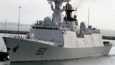Photo of China sends new naval destroyer fleet to Somali waters for escort mission