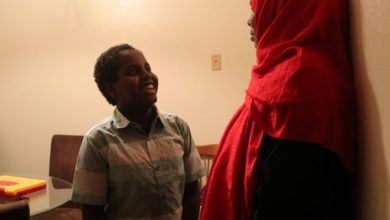 Photo of Somali refugee mom still waiting to reunite with children, husband, after more than 2 years