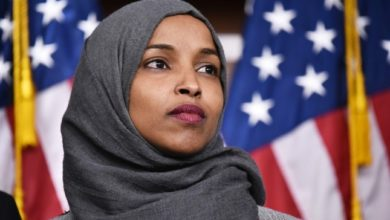 Photo of Rep. Ilhan Omar says she has experienced increase in death threats
