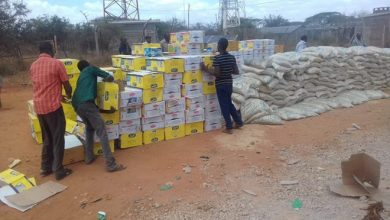 Photo of Contraband worth Sh5 million destroyed in Mandera