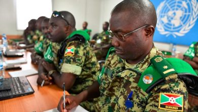 Photo of AMISOM deploys 15 military officers to enhance security in Somalia