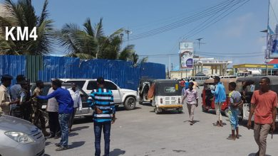 Turkish engineer killed by car bomb in Somalia's capital Mogadishu