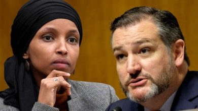 Photo of Republicans respond to Passover terror attack — by blaming Ilhan Omar