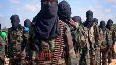 Photo of Seven al-Shabab militants killed in southern Somalia