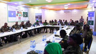 Photo of Somali, AU civil military officers train to foster ties with communities