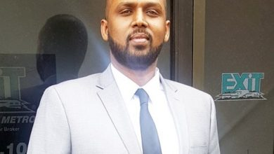 Photo of First Somali immigrant to lead Minneapolis public housing board