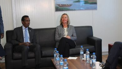 Photo of Somali Foreign Minister receives EU High Representative for Foreign Affairs