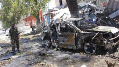 Photo of Somali police arrest 2 over car bomb attack in Somali capital