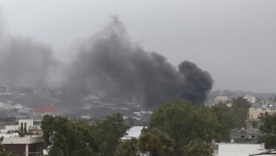 Photo of Al-Shabaab claims car bomb that exploded near Mogadishu checkpoint