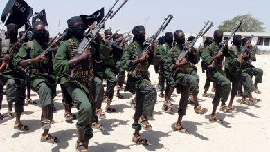 Photo of 3 al-Shabab militants killed in southern Somalia